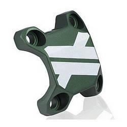 Крышка выноса ST-X01. совместимость с ST-F02 зеленого цвета