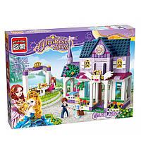"""Конструктор Enlighten Brick 2608 Princess Leah """"Королевская библиотека"""", 423 дет, фото 1"""