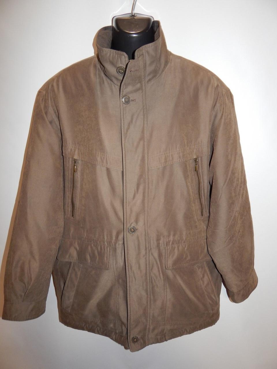 Мужская демисезонная куртка Classic micro C&A р.56 139KMD