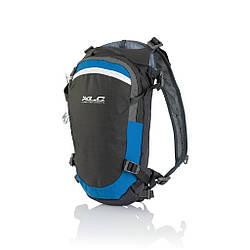 Велорюкзак XLC BA-S83, черно-синего цвета/Рюкзак спортивный 15л