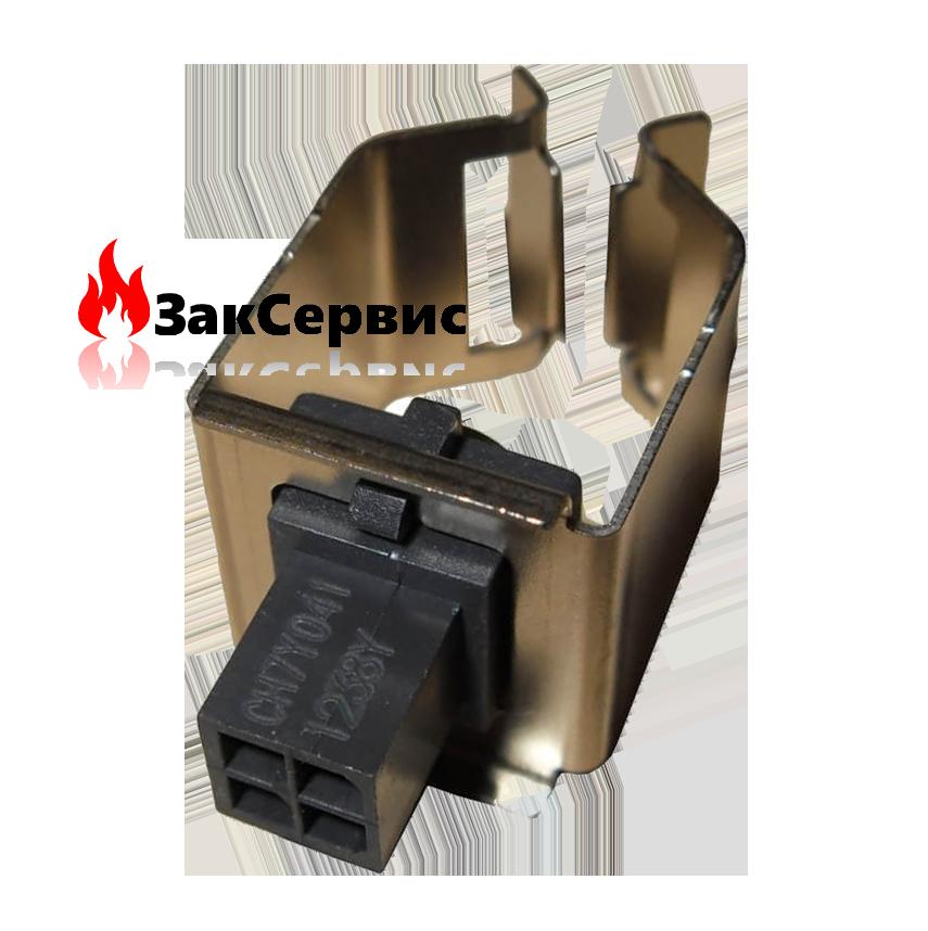 Датчик отопления/перегрева 4-х контактный на газовый котел DOMIproject, FerEasy, Domitech, Easytech, Divatech,