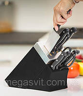 Набор Кухонных Ножей со встроенной точилкой