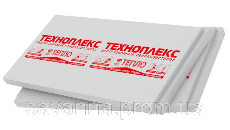 Пенополистирол Техноплекс 35-250 L Стандарт 1180х580х30
