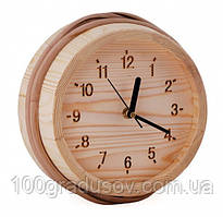 Часы настенные для предбанника SAWO 530-Р