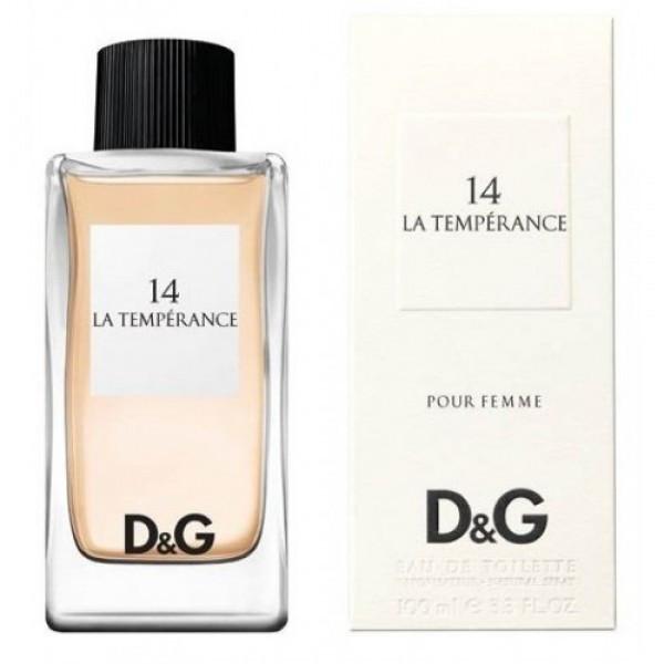 Dolce Gabbana Anthology 14 La Temperance EDT 100 ml (лиц.)