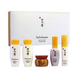 Sulwhasoo Набор миниатюр базовой линии Sulwhasoo Basic Kit 5 ед