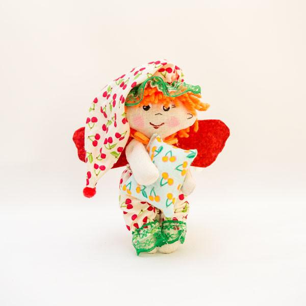 Ангелок Vikamade сплюшка малая в пижамке