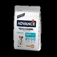 Advance Dog Mini Puppy 7,5кг - корм для щенков маленьких пород