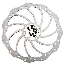 Ротор Magura Storm, ø160 mm, серебристого цвета / роторы велосипедные