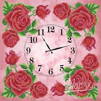 Часы. Королевская роза