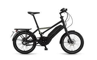 """Городской велосипед Winora Radius Speed 20"""" 500Wh 45км/ч, рама 35см, 2018"""