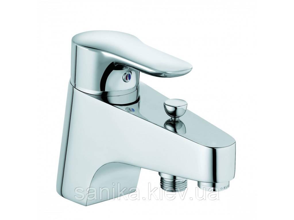 Смеситель для ванны и душа KLUDI OBJEKTA, однорычажный литой рычаг