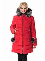 Женская зимняя куртка Z50200, фото 1