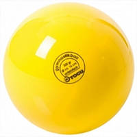 Мяч гимнастический TOGU d.16 см, 300 г (18 цветов в ассортименте) Желтый