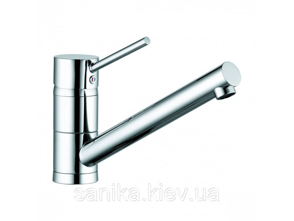 Смеситель для кухни KLUDI SCOPE, для безнапорных водонагревателей, нерж. сталь
