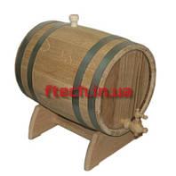 Жбан дубовый для напитков 30 литров, фото 1