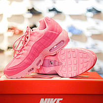 "Кроссовки Nike Air Max 95 ""Pink"" (Розовые), фото 3"