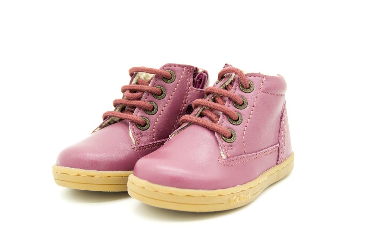 Ботинки Kickers КОЖА для девочки Демисезон