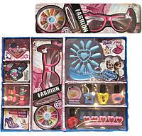 Набор детской косметики Fashion 901-441: тени, ногти, лаки, стразы, очки