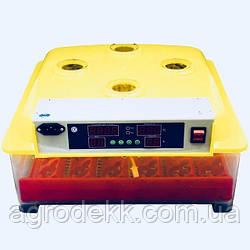 Инкубатор автоматический для яиц MS-36 (144 перепелиных)