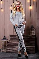 Женский костюм кофта и брюки из ангоры КТ-336, фото 1