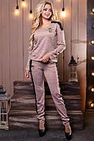 Женский костюм кофта и брюки из ангоры КТ-334, фото 1