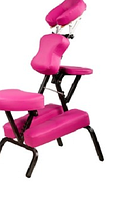 Кресло для воротникового массажа,реабилитации ,тату MOVIT   розовый