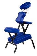 Кресло для воротникового массажа,реабилитации ,тату MOVIT   синий