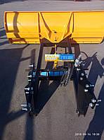 Отвал для уборки снега к импортным тракторам, фото 1