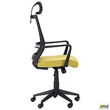 Кресло Radon черный/оливковый, фото 3