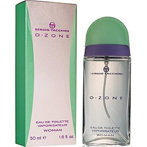 Sergio Tacchini OZone Woman EDT 50 ml (лиц.)