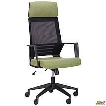 Кресло Twist black черный/зеленый, фото 2