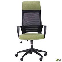 Кресло Twist black черный/зеленый, фото 3