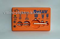 Детектор тестер (прозвонка) для проверки лампочек DELUX