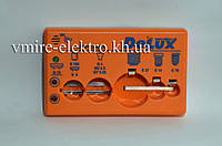 Детектор тестор (прозвонка) для проверки лампочек DELUX