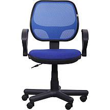 Кресло Чат/АМФ-4 Сетка синяя, фото 2