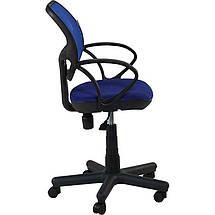 Кресло Чат/АМФ-4 Сетка синяя, фото 3