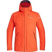 Куртка Salewa Puez Clastic PTX 2L, 50/L - оранжевый (4870)