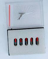 Ножи износостойкие 5 шт Silhouette Cameo 45 градусов толщина 1,5 мм