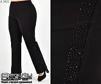Женские брюки на резинке Размеры 50.52.54.56.58.60.62.64.66