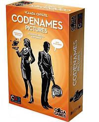 Настольная Игра GaGa Кодовые Имена. Картинки (4627093191253)