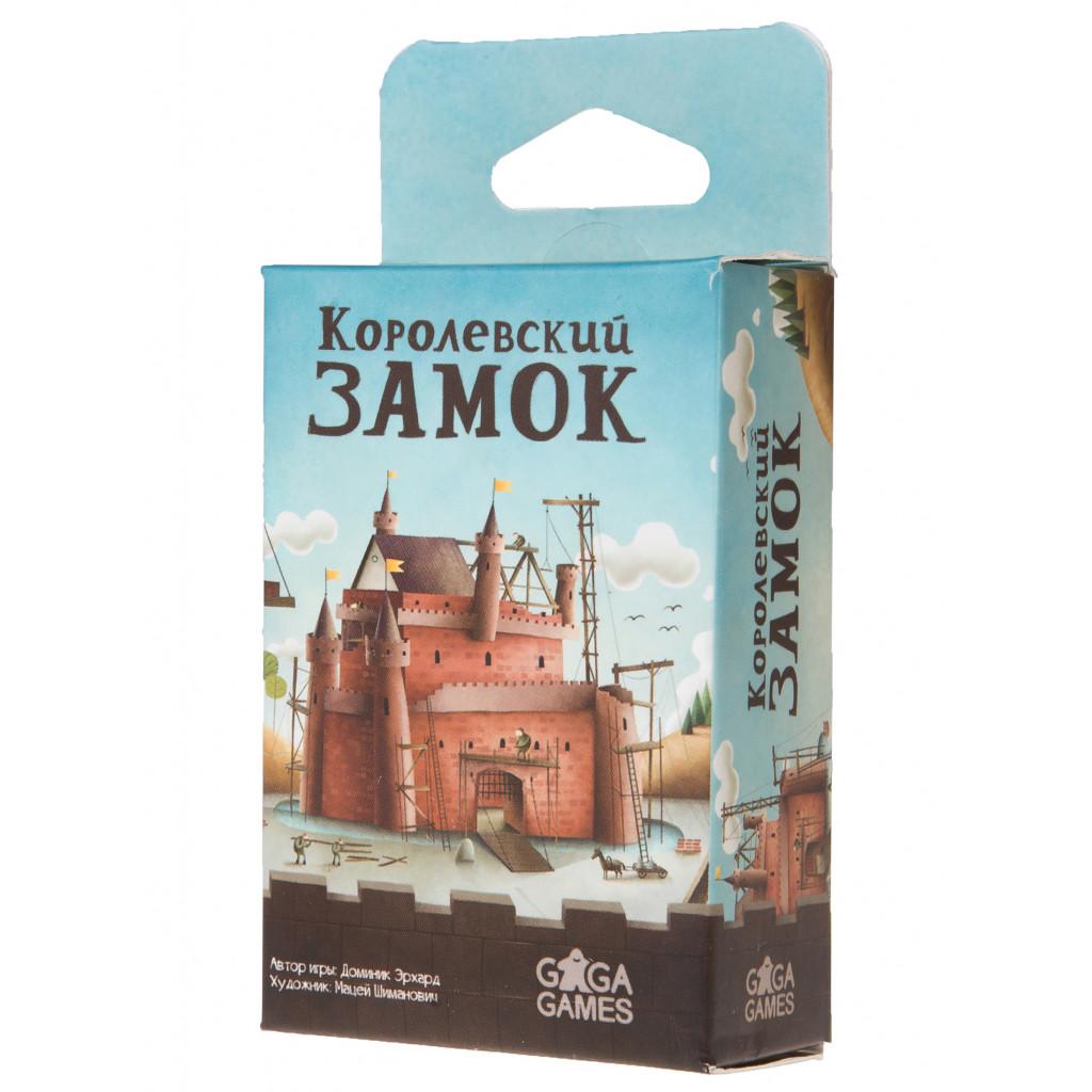 Настольная Игра GaGa Королевский Замок (4627093190195)