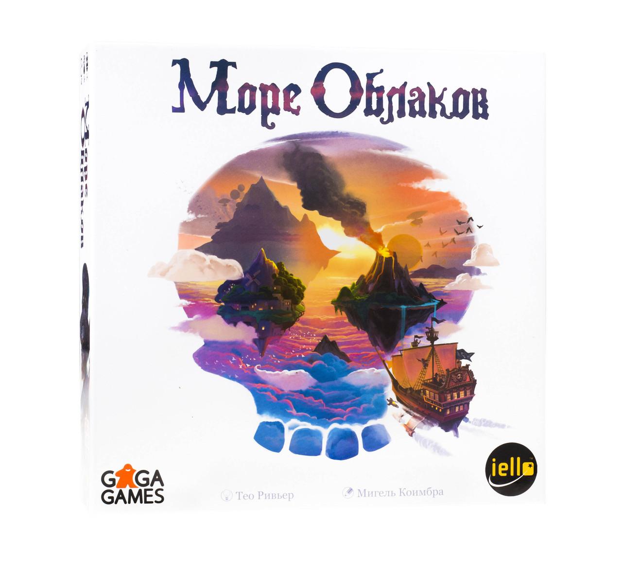 Настольная игра GaGa Море Облаков (GG070)