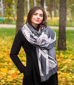 Палантин Кашемир, линии