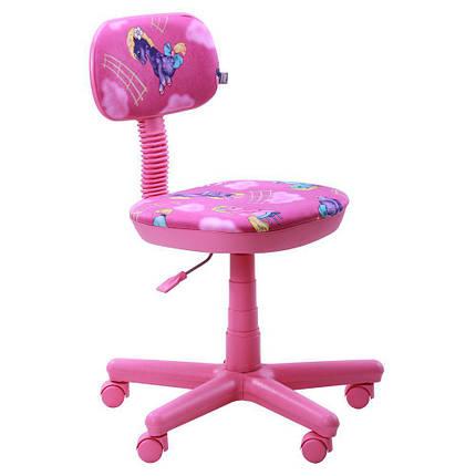 Кресло Свити сиреневый Пони розовые, фото 2