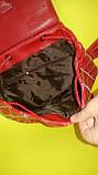 Рюкзак женский красный, фото 5