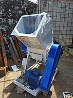 Дробилка полимеров роторная ИПР-500 (11 квт)