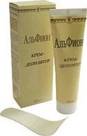 Крем депилятор «Альфион» Арго (убирает волосы, смягчает, увлажняет, шелушения, антибактериальное, заживляет)