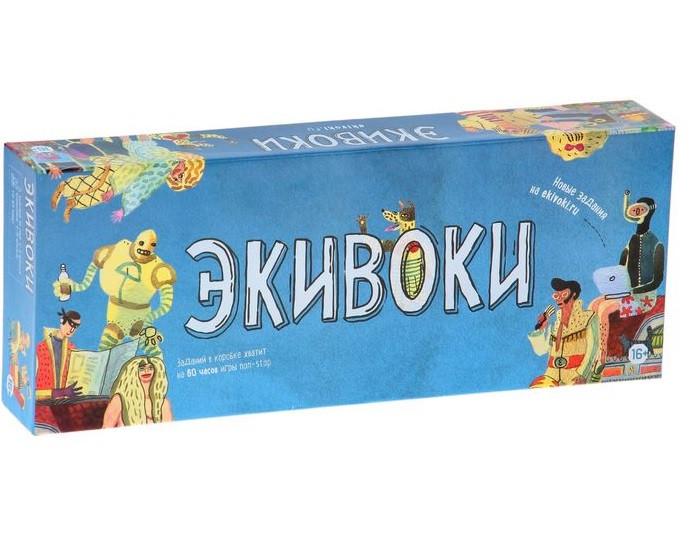 Настольная игра Экивоки (4627090250052)