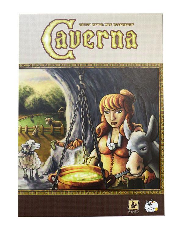 Настольная Игра Crowd Games Каверна (Cavern) (4680287006160)